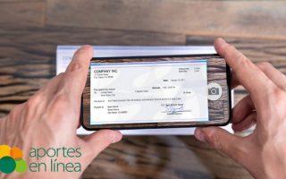 soporte de pago aportes en linea