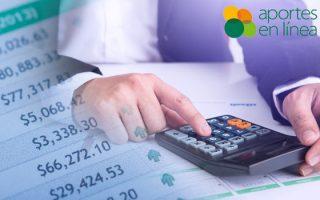 clave de pago aportes en linea