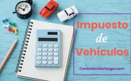 consultar impuesto vehicular