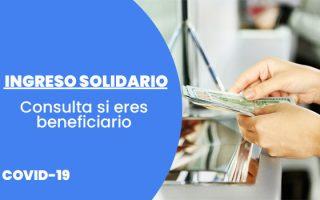 ingreso solidario covid 19