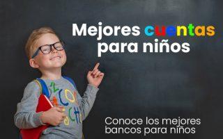 cuenta de ahorros para niño y jóvenes menores de edad