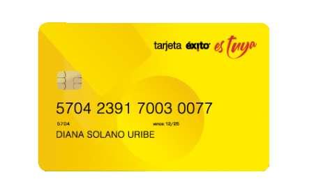donde pagar tarjeta de credito exito tuya